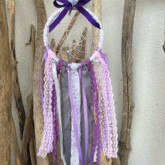 Dream «TISSU» ton violet/rose