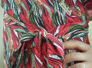 CAPSULE AMELIE - RED AFRICA -