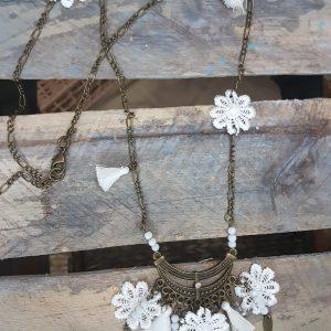 SAUTOIR LITTLE FLOWERS