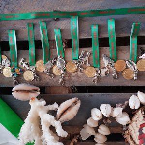 Collection CHARM'S – SOUVENIRS DE DJIBOUTI – LES TERRES –