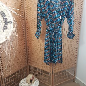 Collection – CAPSULE AMELIE – BLUE AFRICA – BA4 –